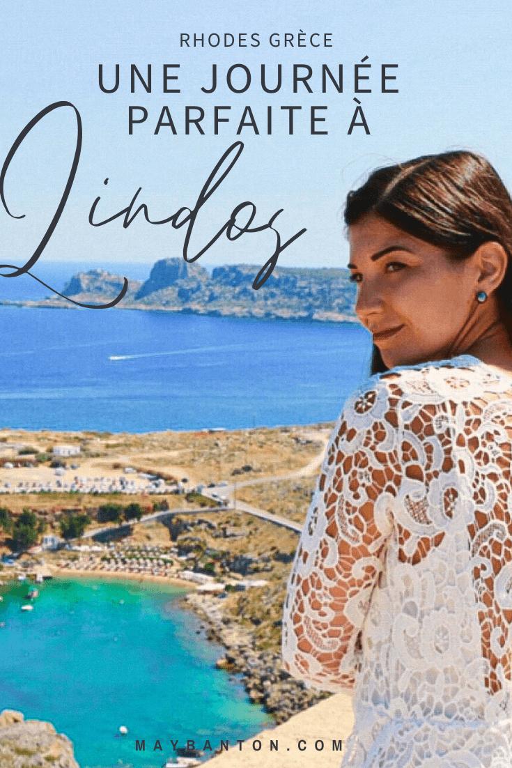 Dans ce carnet de voyage je t'emmène découvrir le village de Lindos sur l'île de Rhodes, entre les petites ruelles blanches, l'eau turquoise de la Méditerranée et l'acropole antique, nous avons adoré cette journée.