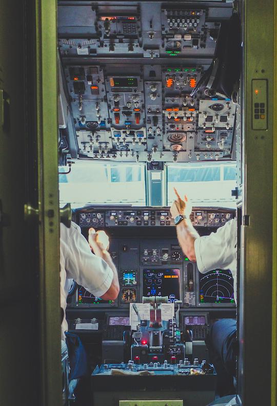 Un cadeau incroyable à bord d'un vol Air France