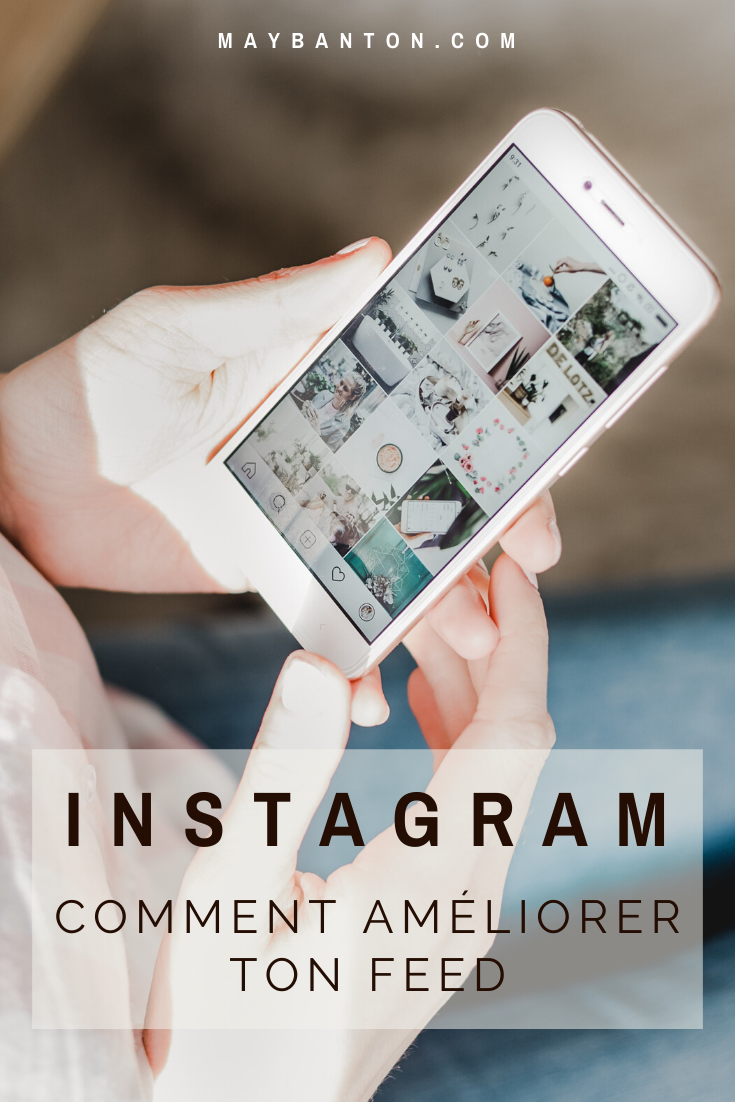 Instagram est un très bon moyen pour promouvoir ta marque, ton blog ou simplement tes photos. Pour cela, avoir un joli feed instagram est primordial. Dans cet article je t'aide à transformer ton profil.
