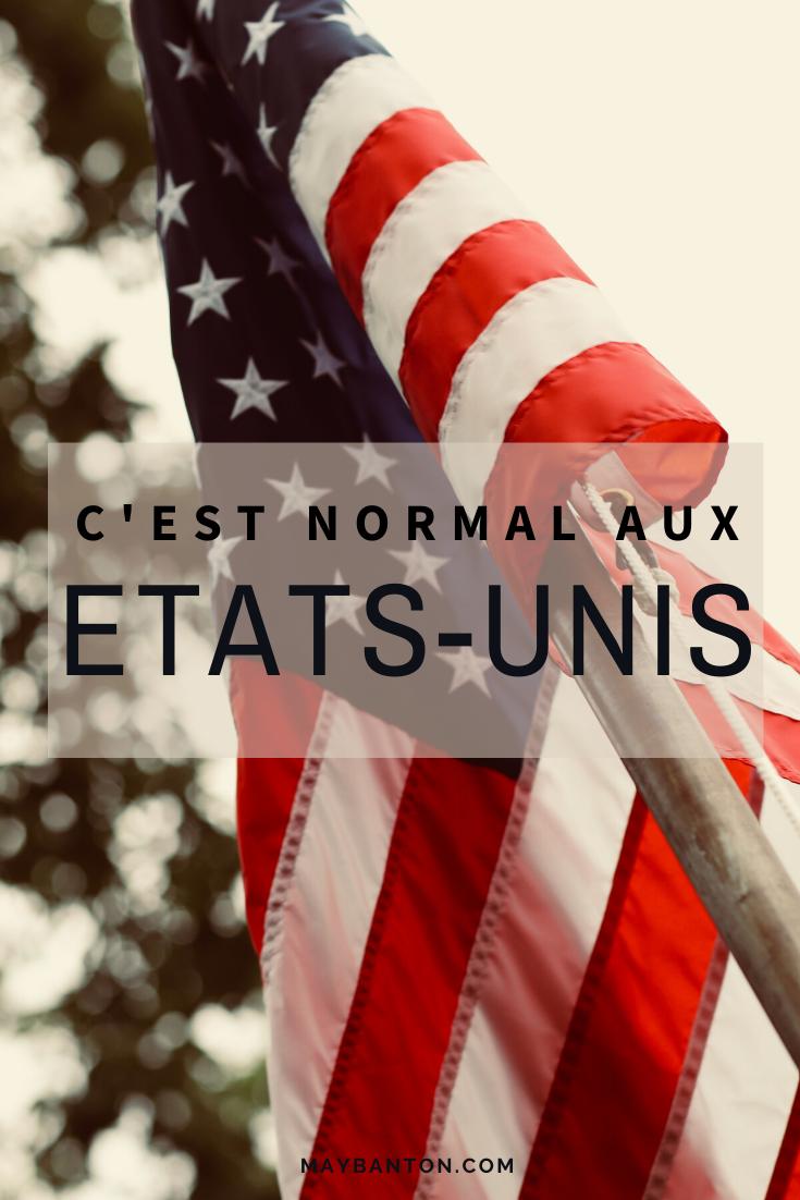 Les Etats-Unis peuvent être vraiment différents de la France, dans cet article je te parle de 6 choses totalement normales aux USA qui n'arriveraient jamais en France