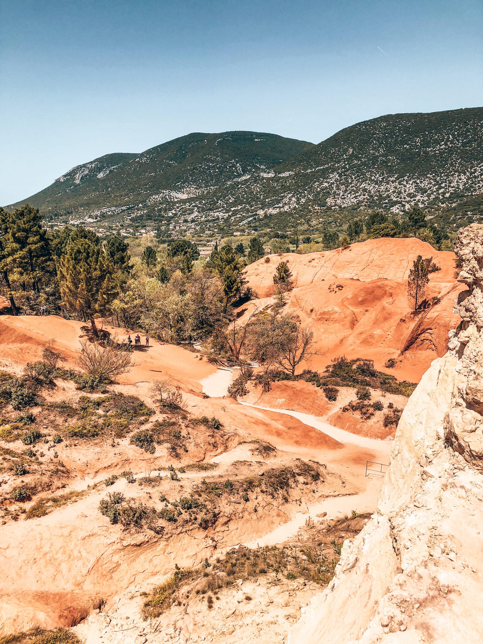 A la découverte du Colorado Provençal