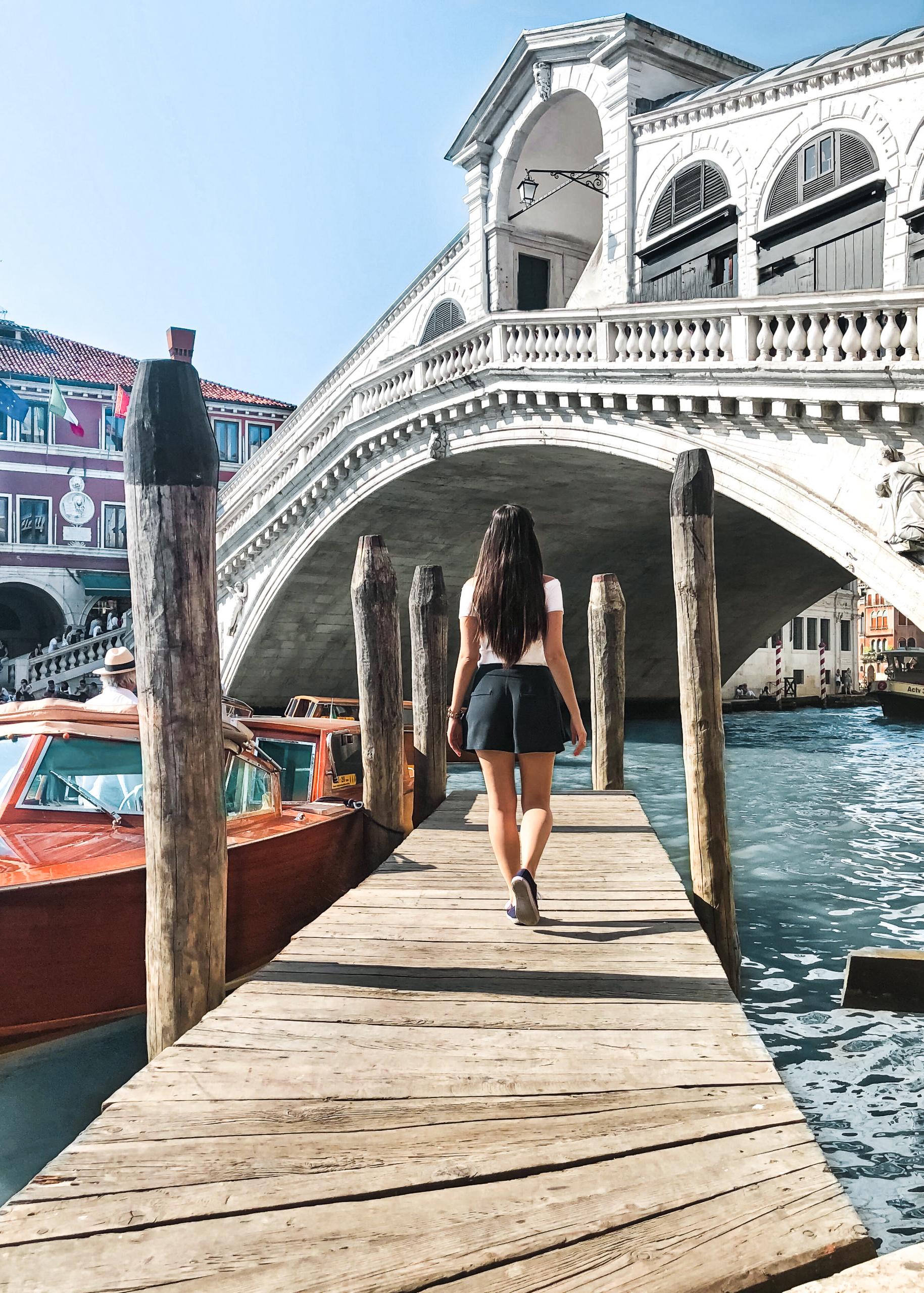 Venise: où et quand prendre de belles photos