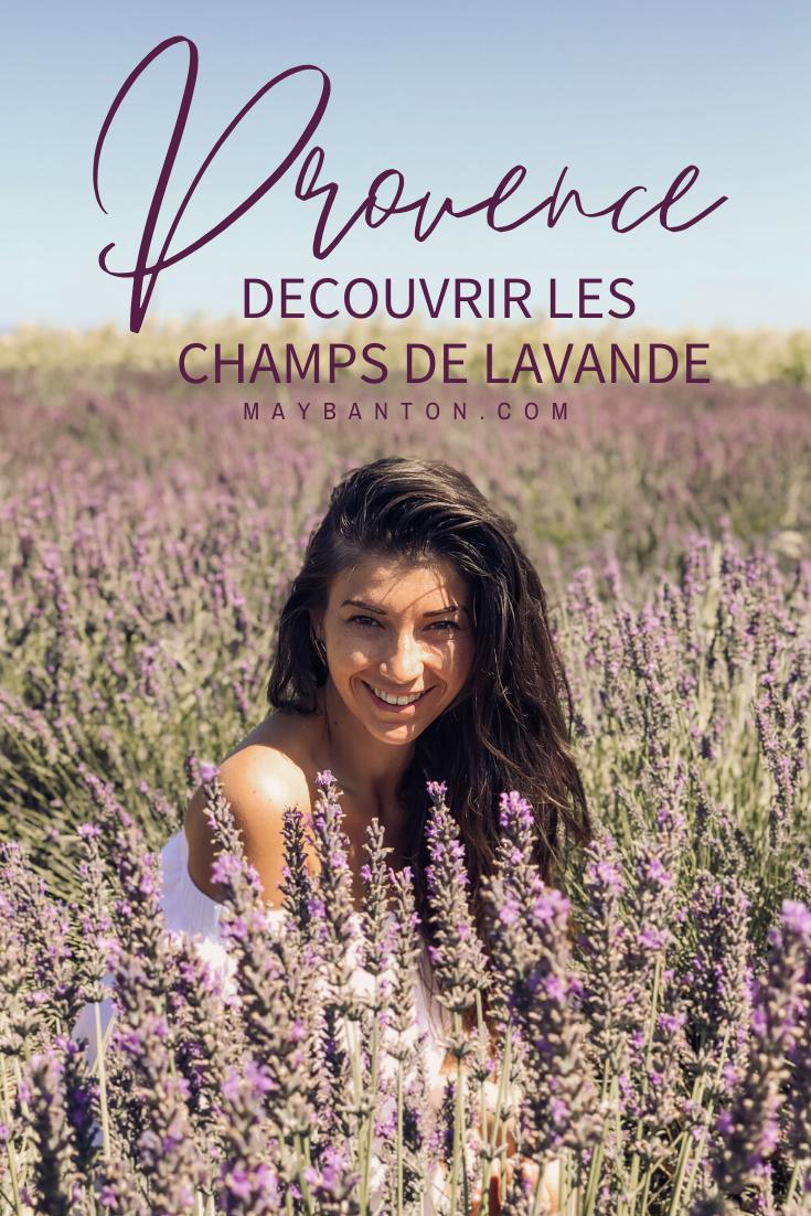 L'un des nombreux atouts de la Provence sont ces merveilleux champs de lavande. Je te dis tout ce que tu dois savoir avant d'aller explorer les champs parfumés.
