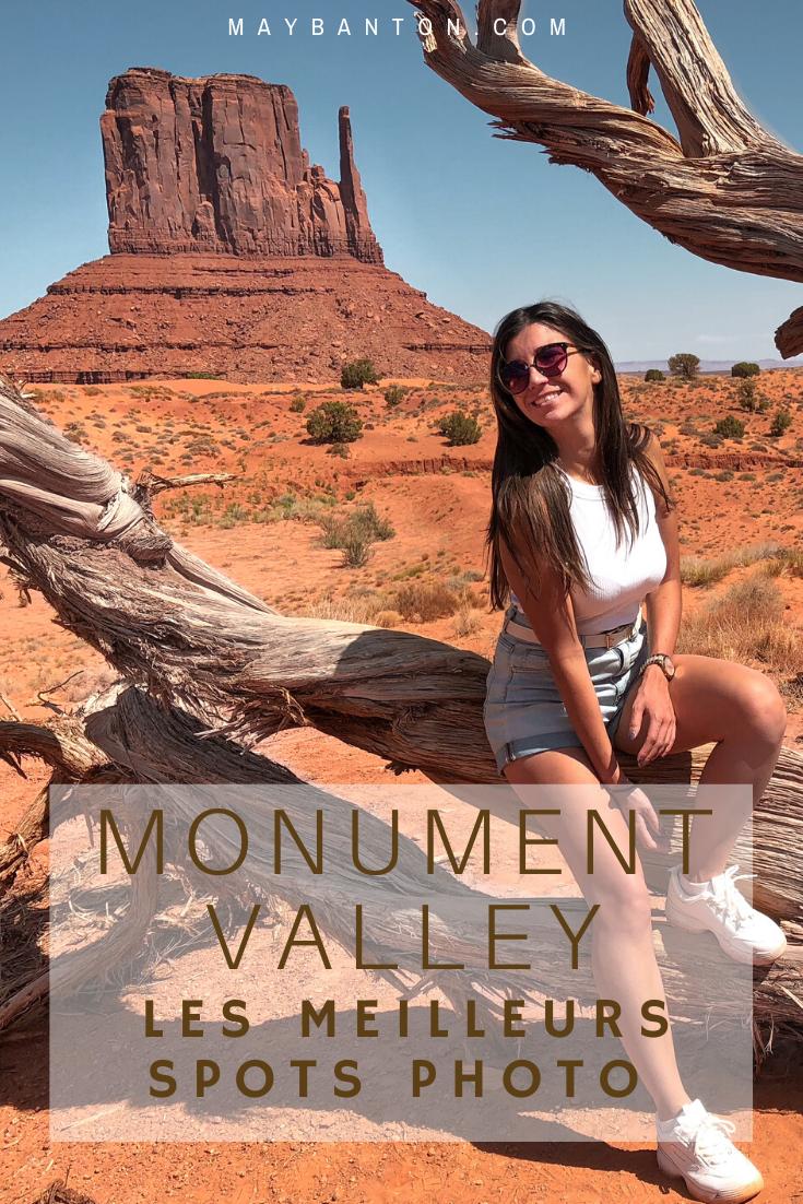 Dans ce post, je t'indique les meilleurs endroits pour prendre de belles photos à Monument Valely