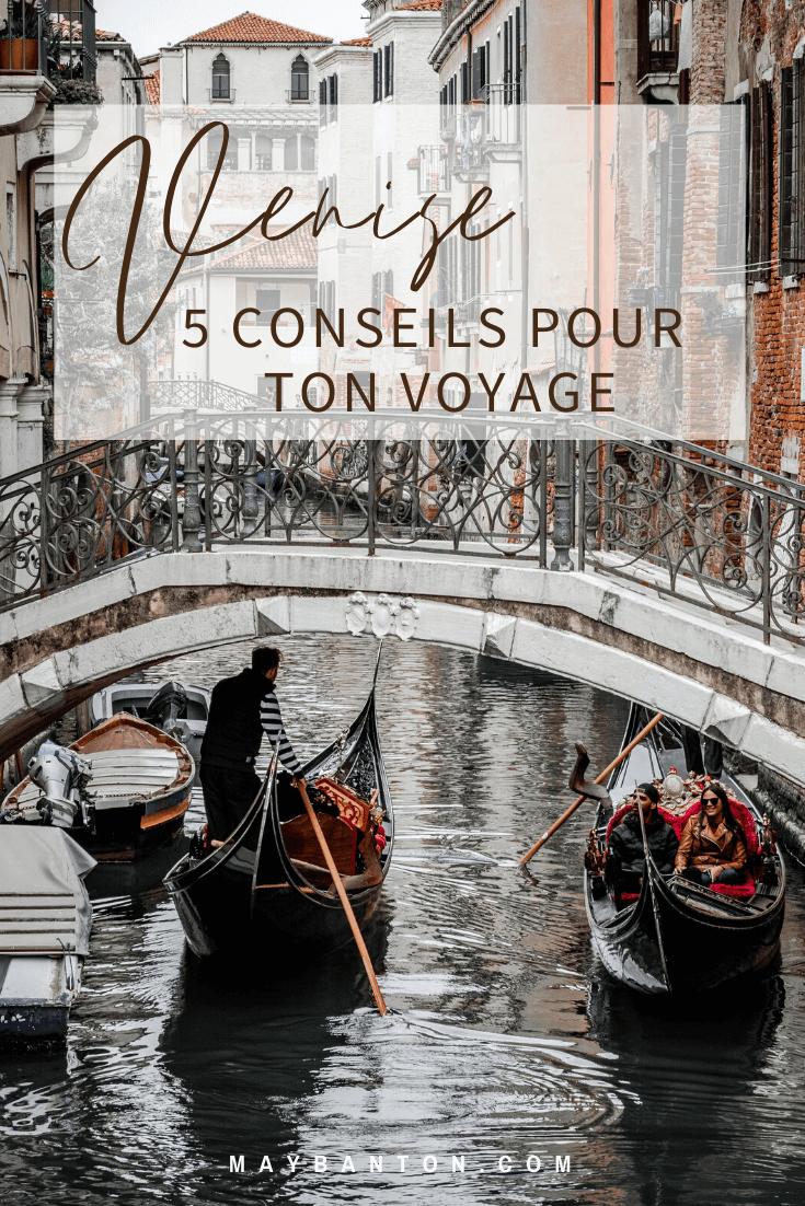 Venise est l'une des villes les plus visiter du monde. Les petites escroqueries, les vols ou simplement la foule peuvent vite gâcher ton voyage, je te donne quelques conseils dans cet article pour éviter les désagréments et profiter de Venise comme si tu étais seul.