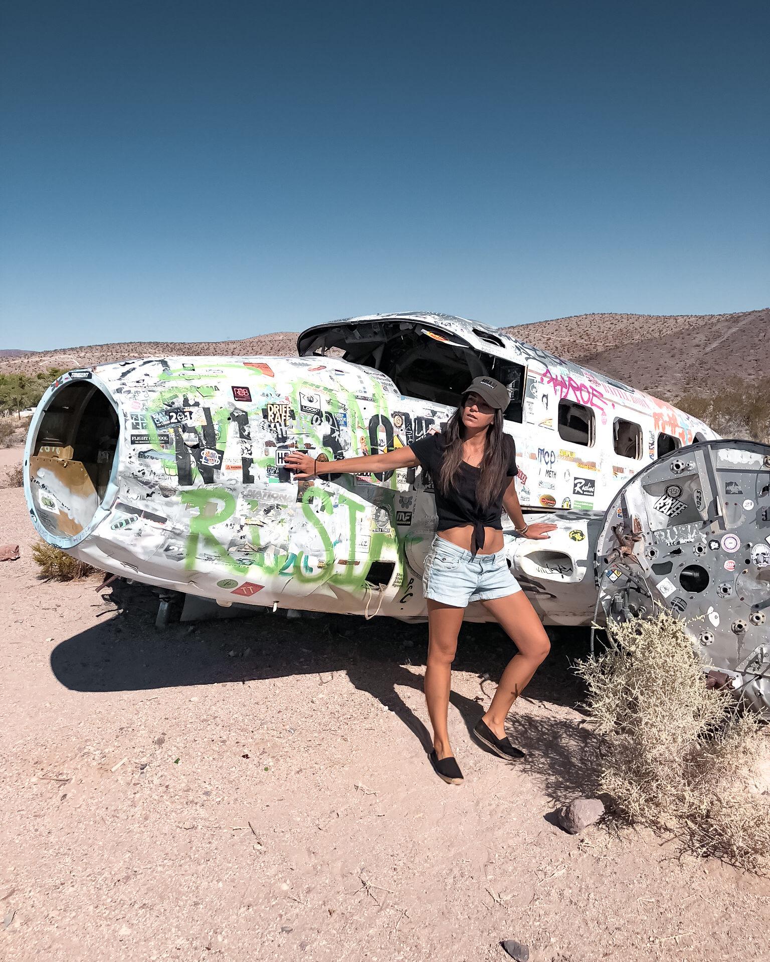 Nevada: Crash sur une maison close