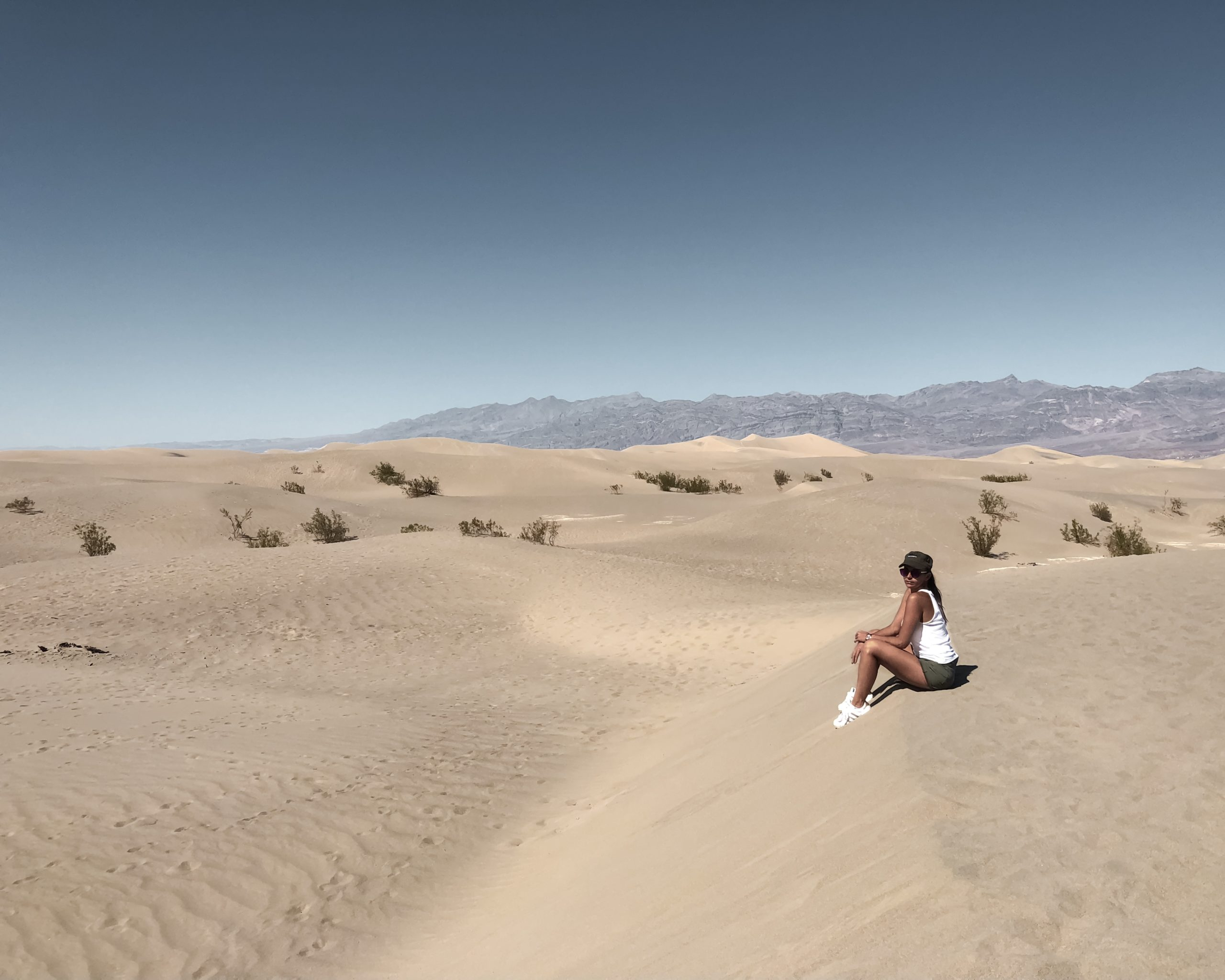 Death Valley: où s'arrêter ?