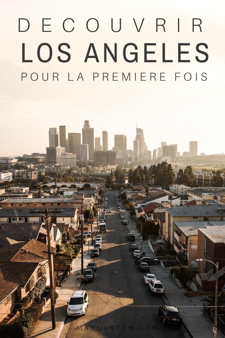 Los Angeles est la deuxième plus grande ville des Etats-Unis, il y a donc énormément de choses à voir et à faire. Ce guide va t'aider à aller à l'essentiel et ainsi profiter au maximum de ton premier voyage dans la plus grande ville de Californie.