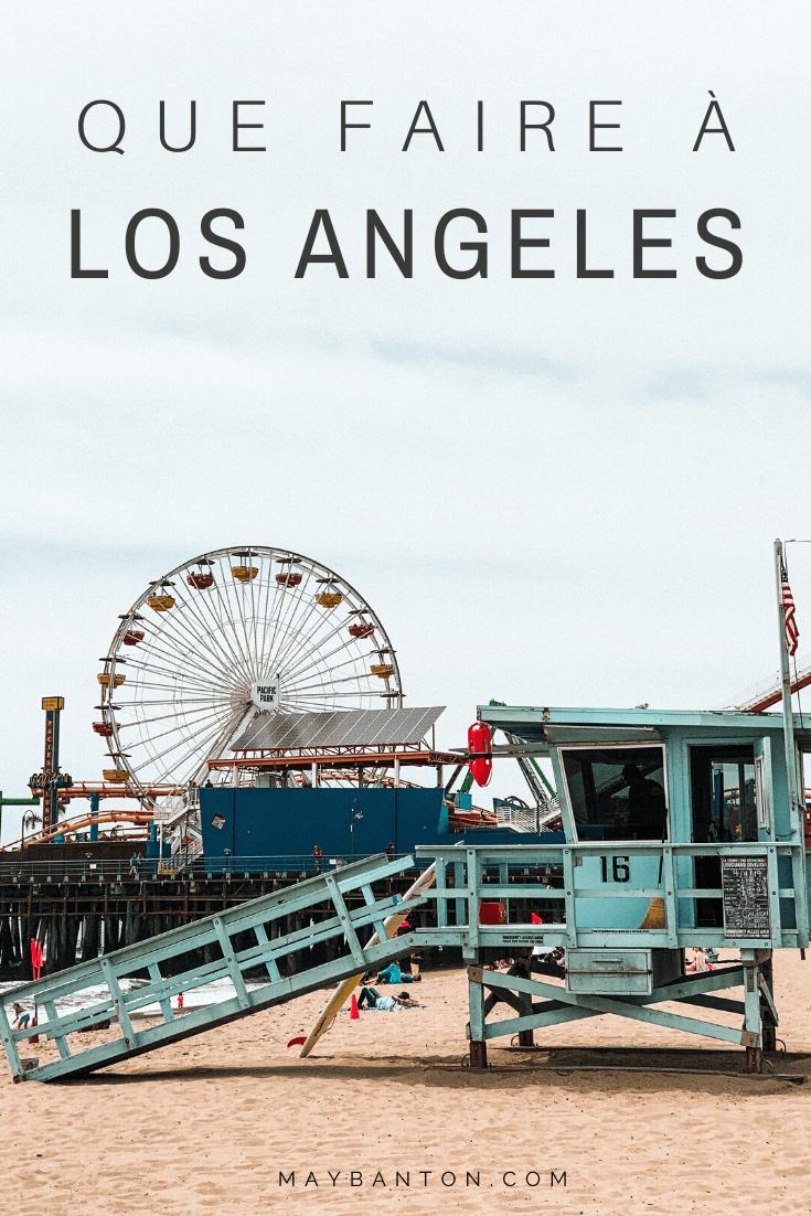 Ce guide de Los Angeles est parfait pour t'aider à organiser ton premier voyage dans la plus grande ville de Californie. Tu découvriras les meilleurs choses à faire, où dormir, où manger et des conseils qui te seront utiles durant le voyage.