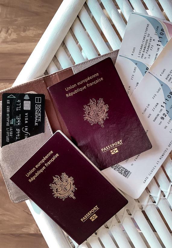 Comment sécuriser tes documents en voyage
