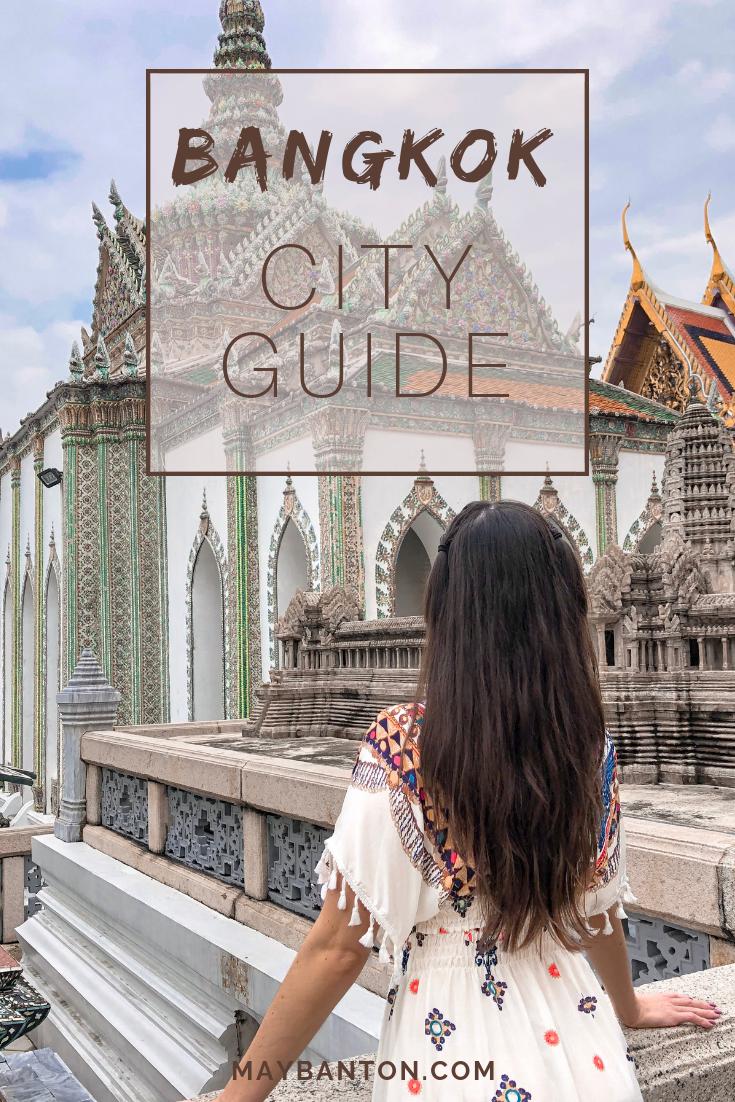 Entre visite de temples bouddhistes comme l'incontournable Wat Arun ou encore la découverte du Grand Palace ou des floating markets. Tu trouveras dans ce City guide tout ce qu'il faut savoir pour préparer ton voyage à Bangkok.