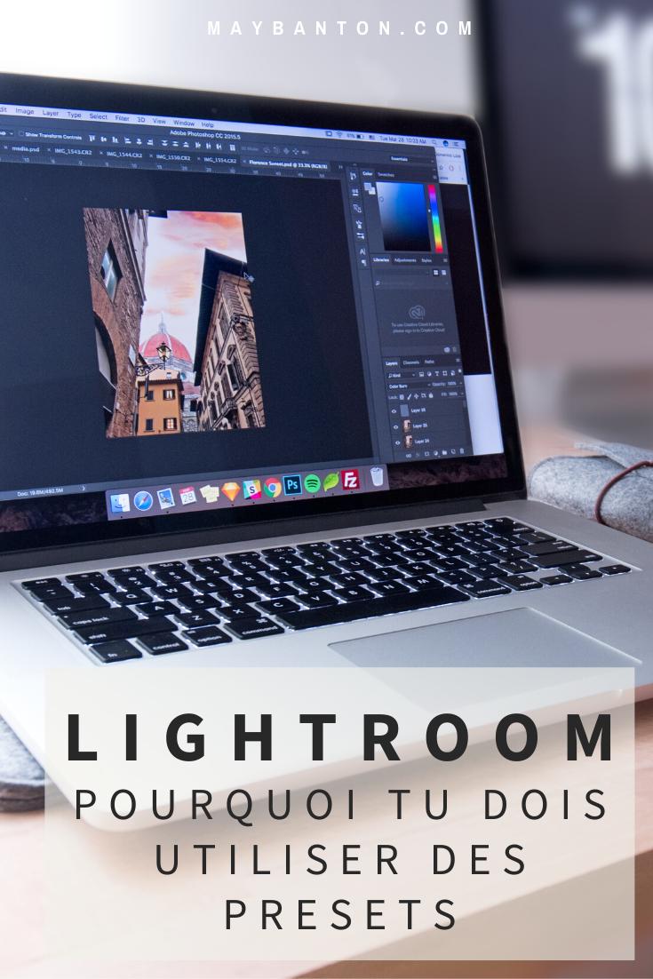 Depuis que j'ai commencé à les utiliser des presets Lightroom je ne m'en passe plus... Et je pense que tout le monde devrait en utiliser pour ces 3 raisons.