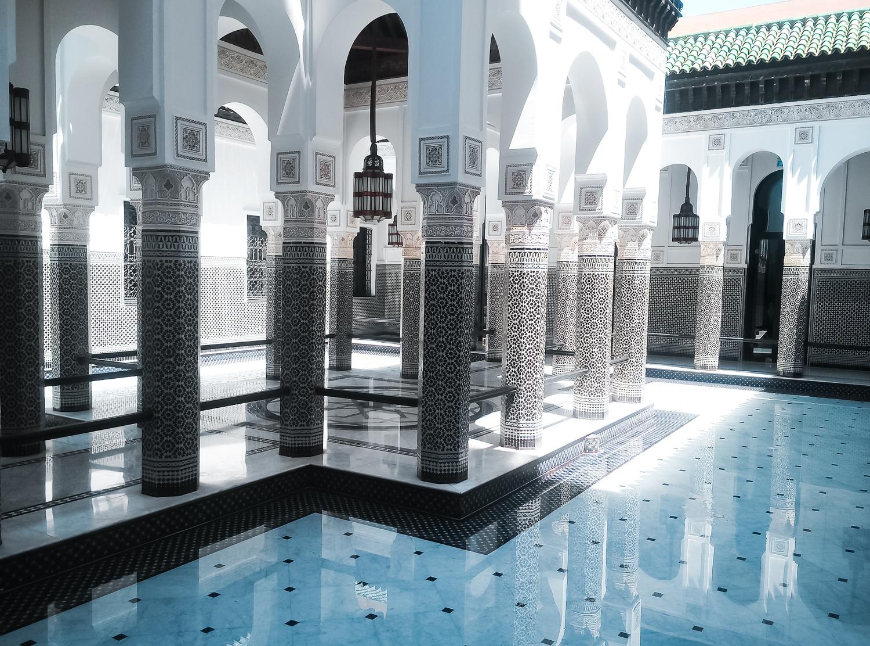 La Mamounia, Marrakech. Maroc