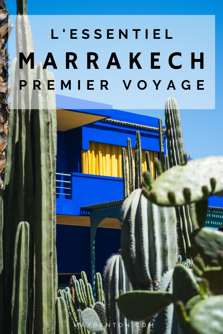 Tu prépares ton premier voyage à Marrakech ou tu as simplement envie de redécouvrir la ville. Dans cet article je te parle de l'essentiel que tu ne dois surtout pas manquer dans l'ancienne capitale du Maroc.