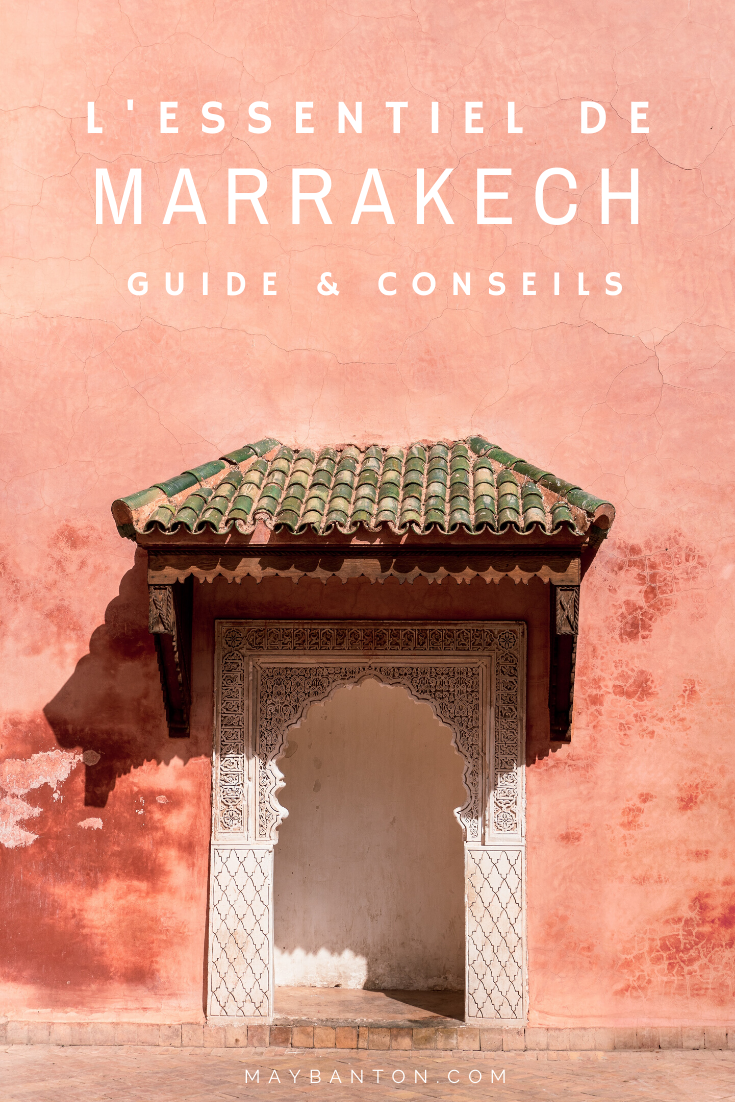 Marrakech est la ville la plus visitée du Maroc, pour cause elle renferme beaucoup de trésors comme ses palais ou ses riads. Pour t'aider à organiser ton voyage, ce guide va à l'essentiel.