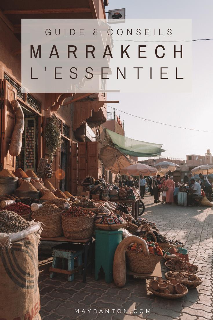 Marrakech est une ville bouillonnante avec ses souks, ses raids, ses palais Pour t'aider à t'y retrouver, ce guide revient sur l'essentiel à voir absolument à Marrakech.