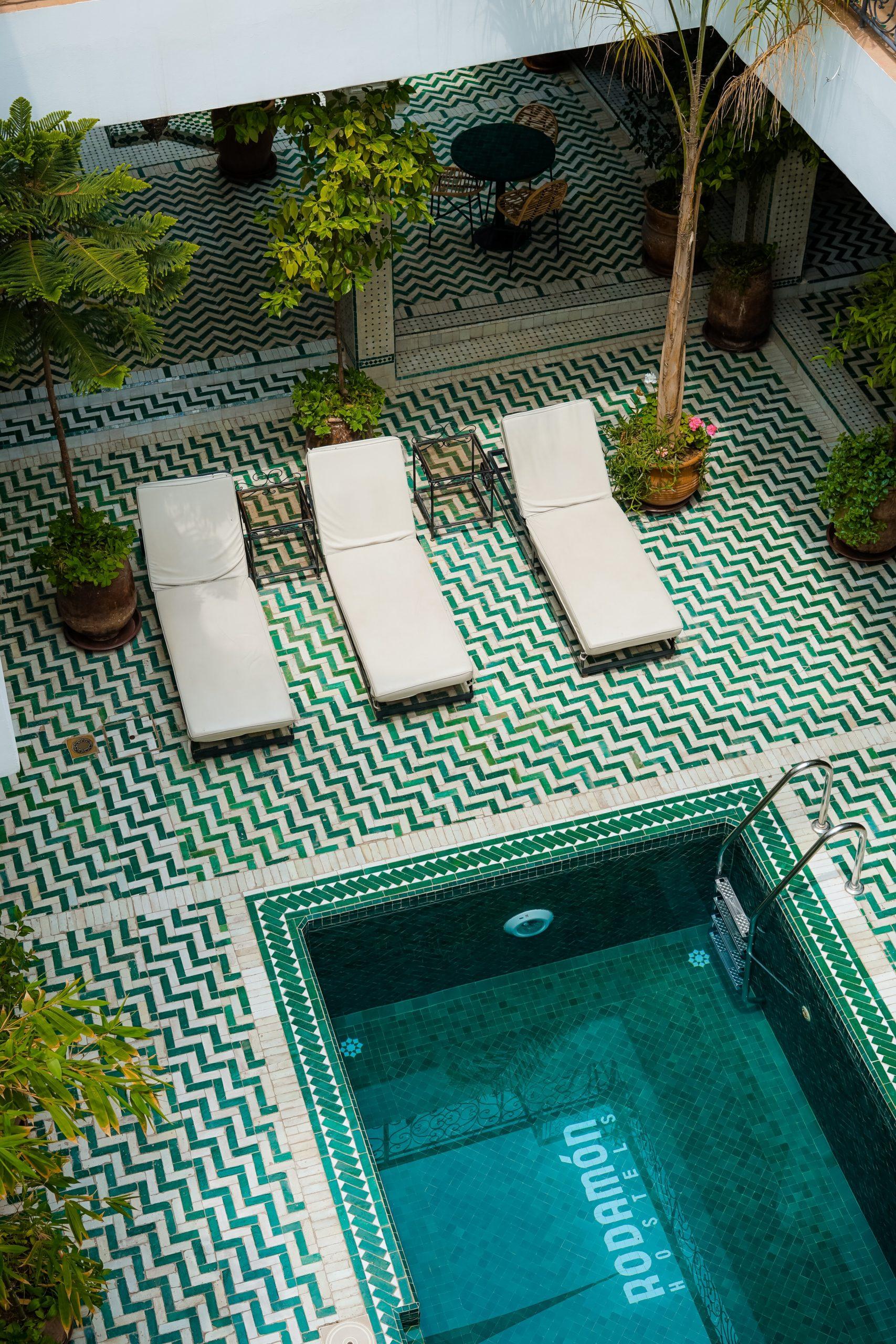 Rodamon Riad Marrakech, maroc