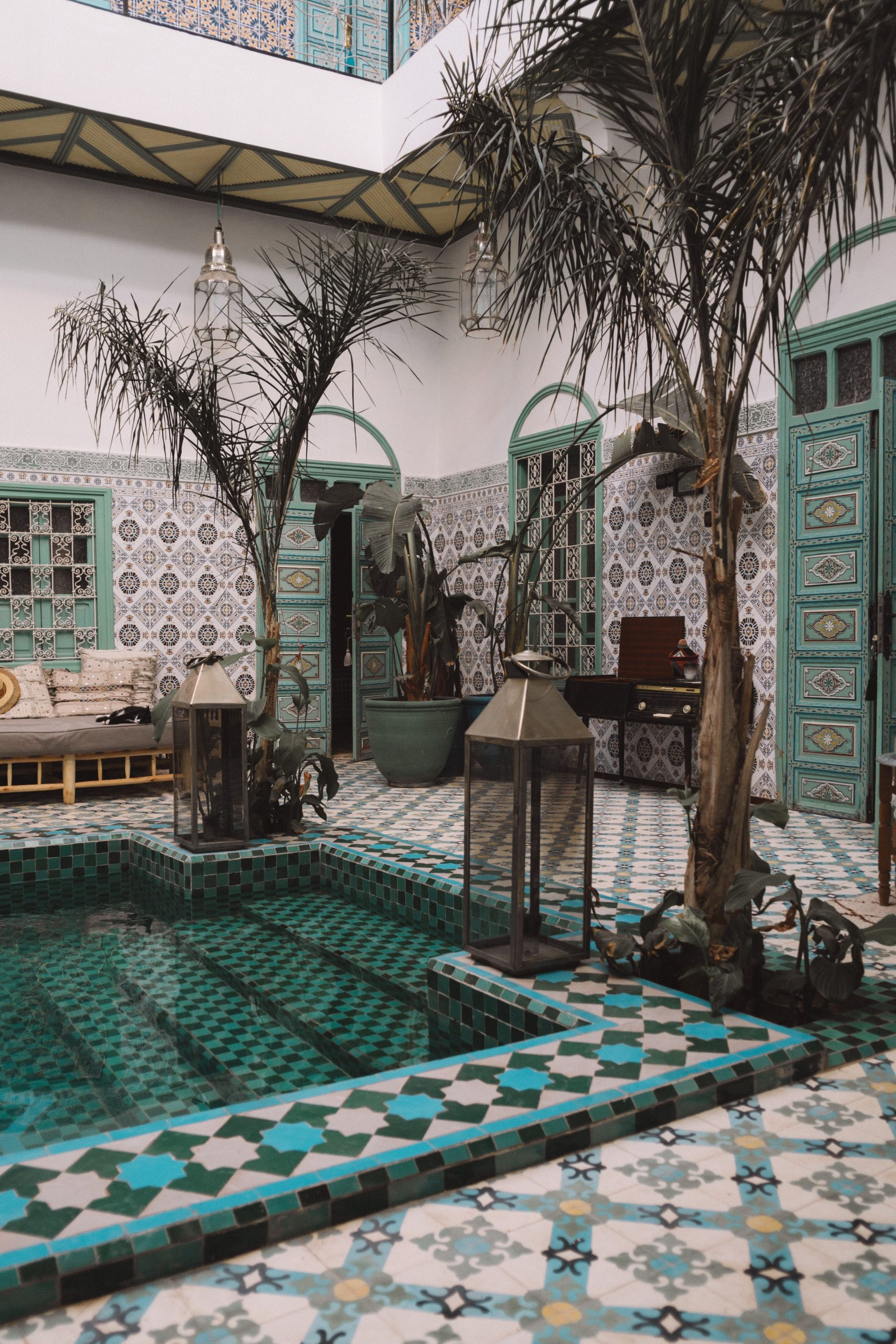 Riad Marocain: les idées déco