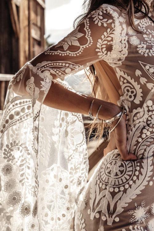 Robe de mariée: mes 3 créateurs coup de coeur.