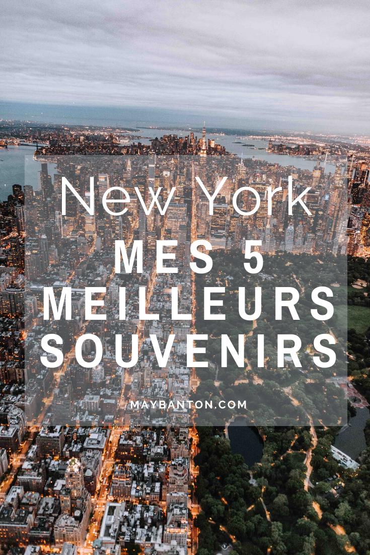Tu prépares un voyage à New York ou tu rêves simplement de visiter cette ville ? Dans cet article tu découvriras le top 5 des activités que j'ai préférées dans the Big Apple. De Times Square à la statue de la liberté en passant par l'incontournable Empire State building.