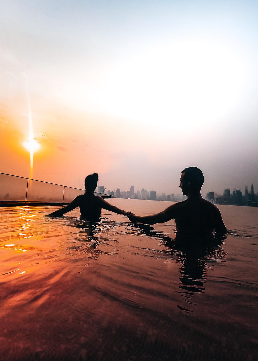 7 choses romantiques à faire en couple en Thaïlande
