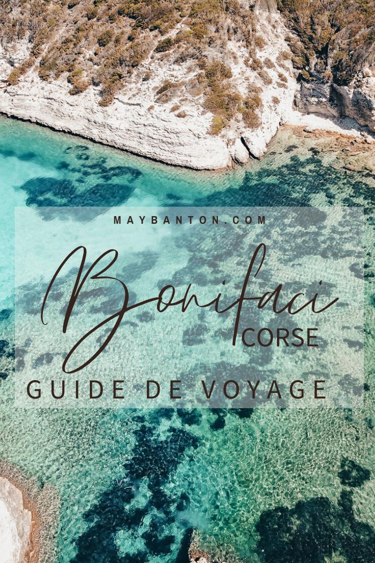 Dans ce guide de Bonifacio, je t'indique les essentiel et les plus belles plages de cette petite ville du sud de la Corse.