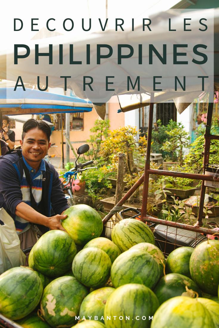 Pour les voyageurs qui recherchent des expériences incroyables, parler aux locaux et vivre l'aventure, dans ce post je t'explique comment vivre autrement un voyage aux Philippines.