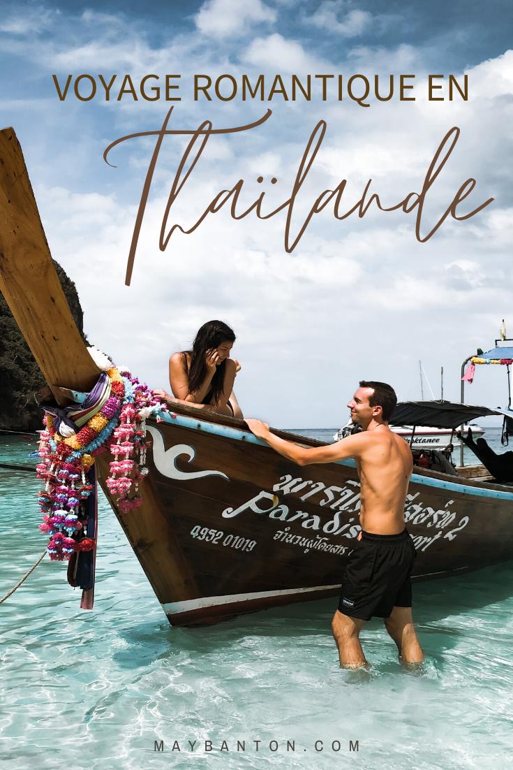 Dans cet article je te parle de 7 activités romantique à faire en Thaïlande que nous avons adoré.