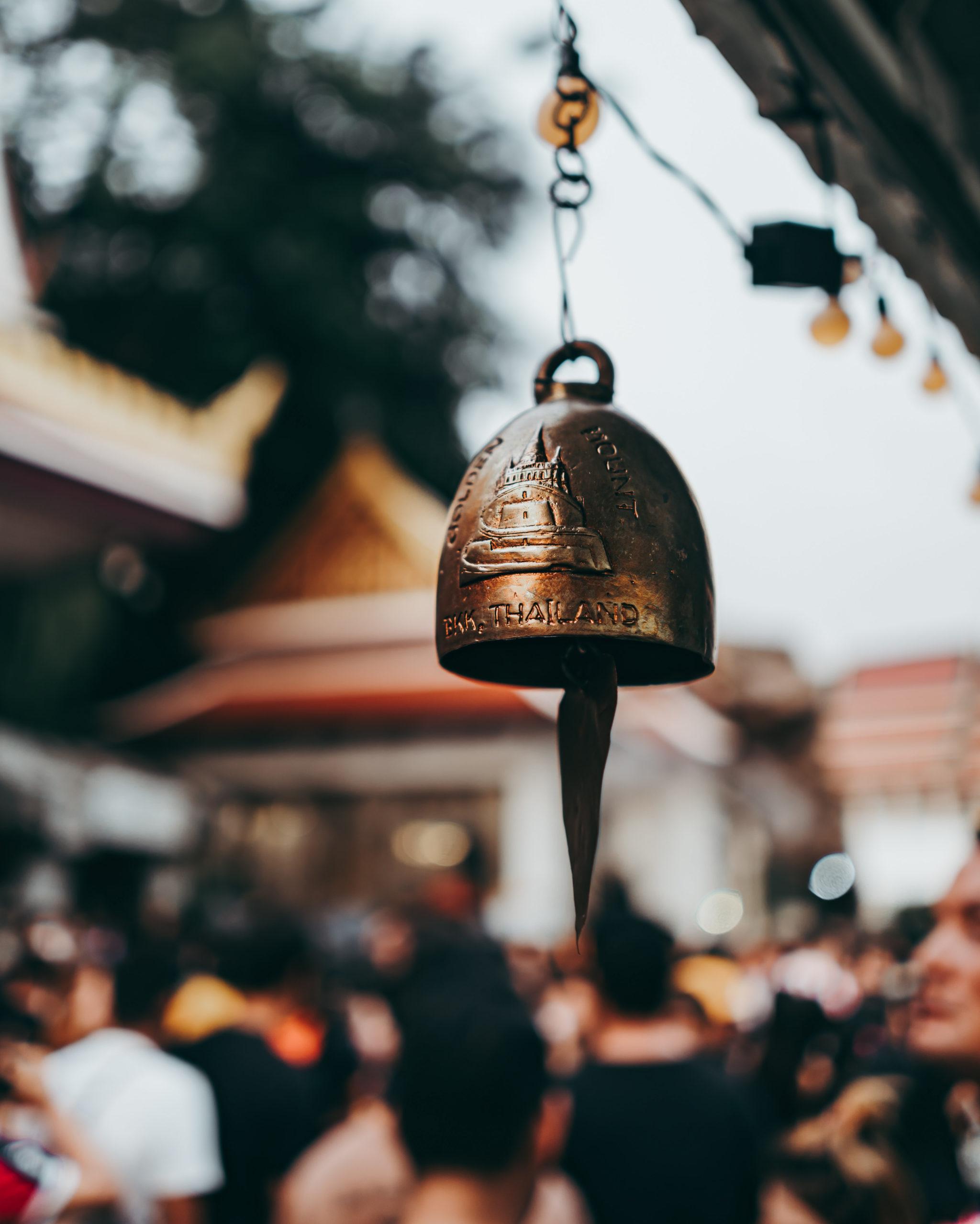 Wat Saket Bangkok Thaïlande