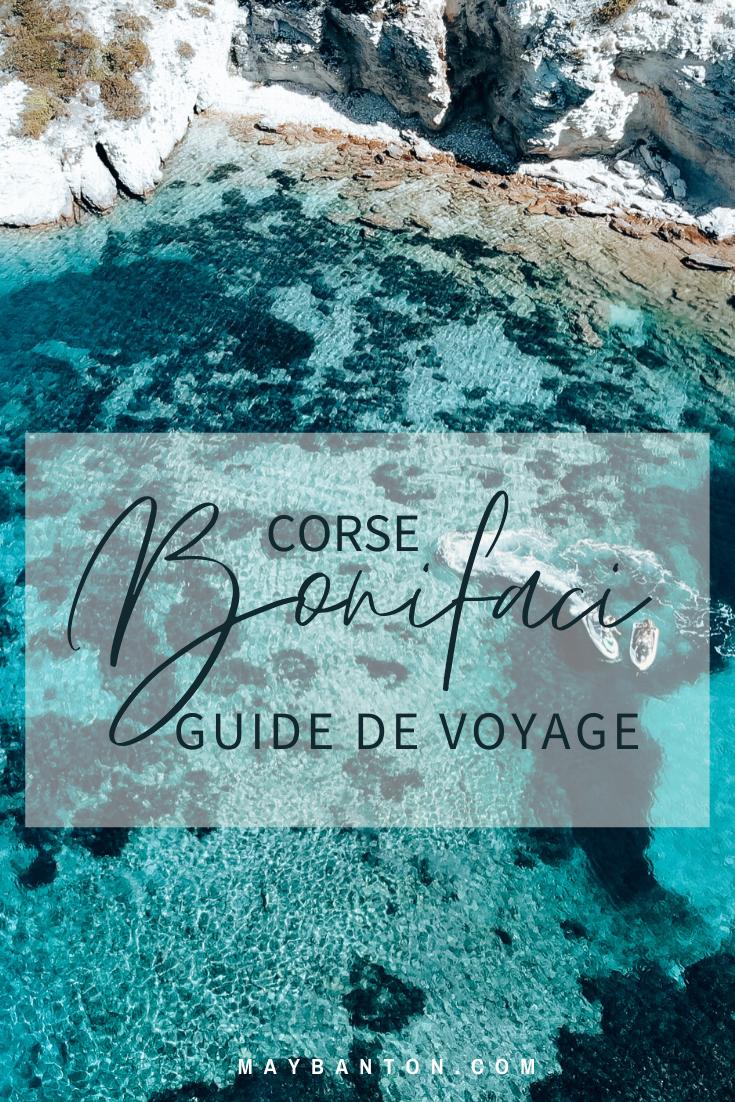 Bonifacio est un des joyaux du Sud de la Corse. Dans ce guide de Bonifacio, je t'indique les essentiels de la ville, où manger et les plus belles plages.