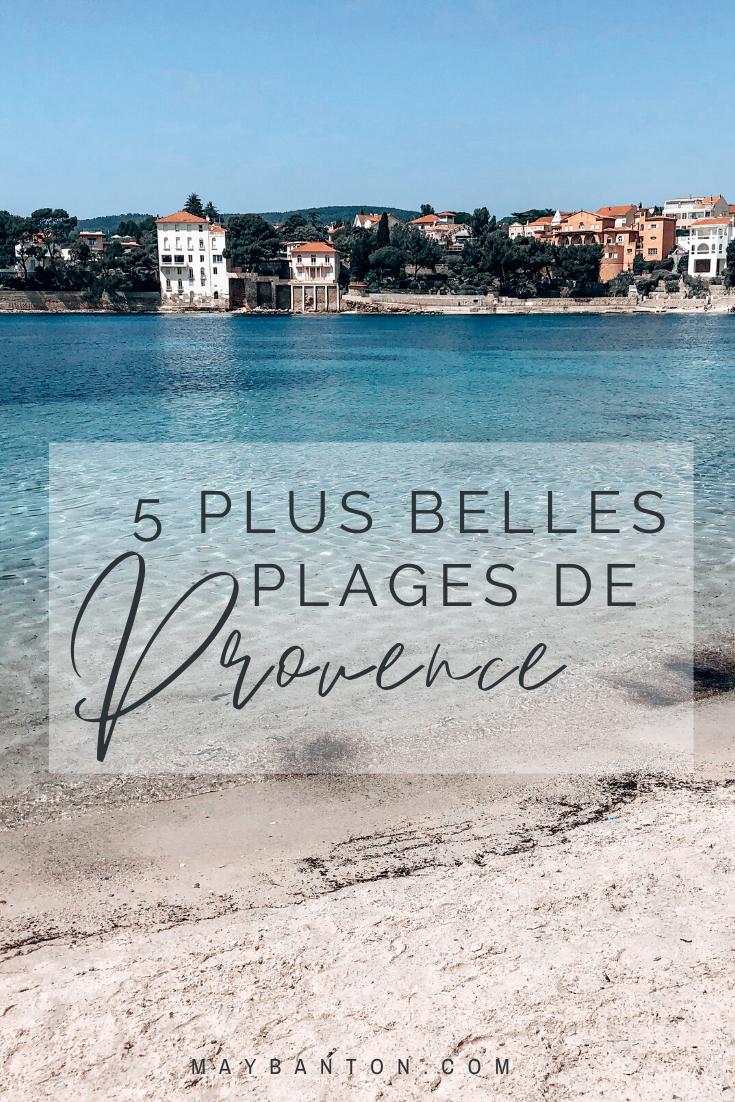 La Provence est une région parfaite pour passer de formidables vacances. Dans ce post, je te parle des 5 plages les plus belles de Provence et je vis dans la région depuis ma naissance.