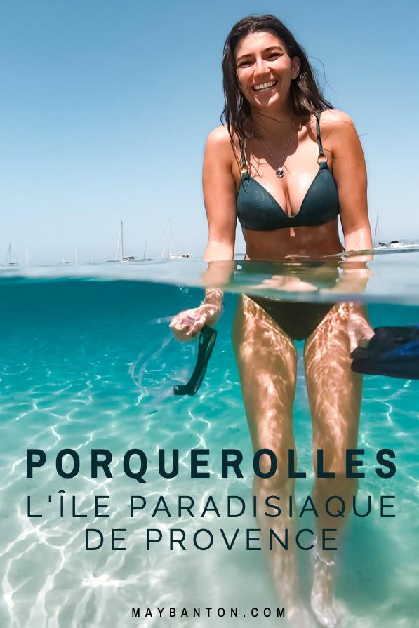 Porquerolles est le petit joyau de la méditerranée, avec ses eaux turquoise et sa flore incroyable, on en prend plein les yeux. Dans ce guide, je t'aide à organiser ton excursion.