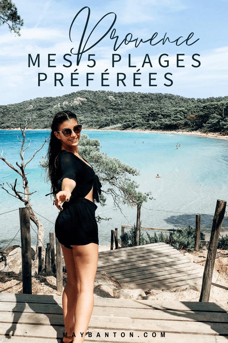 Je vis en Provence depuis ma naissance et je connais la région sur le bout des doigts, dans cet article je partage avec toi les 5 plus belles plages de la région... selon moi.