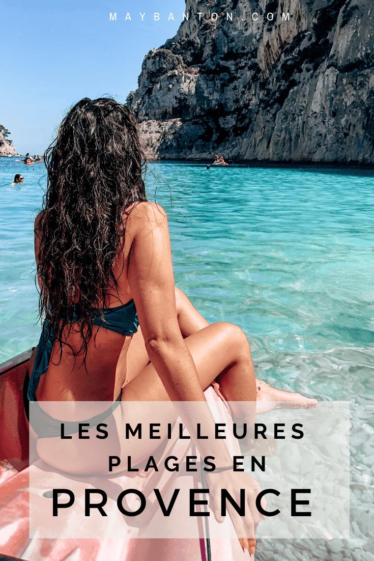 La Provence, son soleil, ses cigales et ses plages. .. Dans cet article, je t'indique où sont les 5 plus belles plages de Provence, la région où je vis depuis ma naissance.