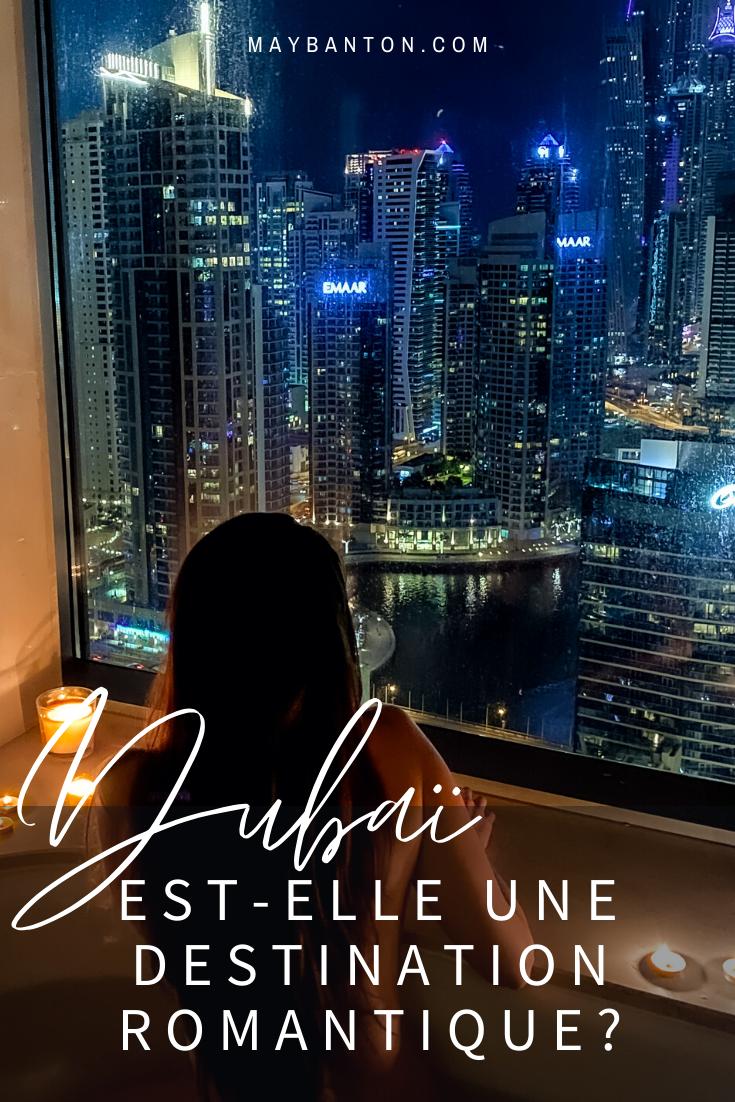 Dubaï est une ville moderne, dynamique et surtout teinté de conservatisme. Est-ce possible de vivre un voyage romantique en couple dans l'état le plus connu du Moyen-Orient ?