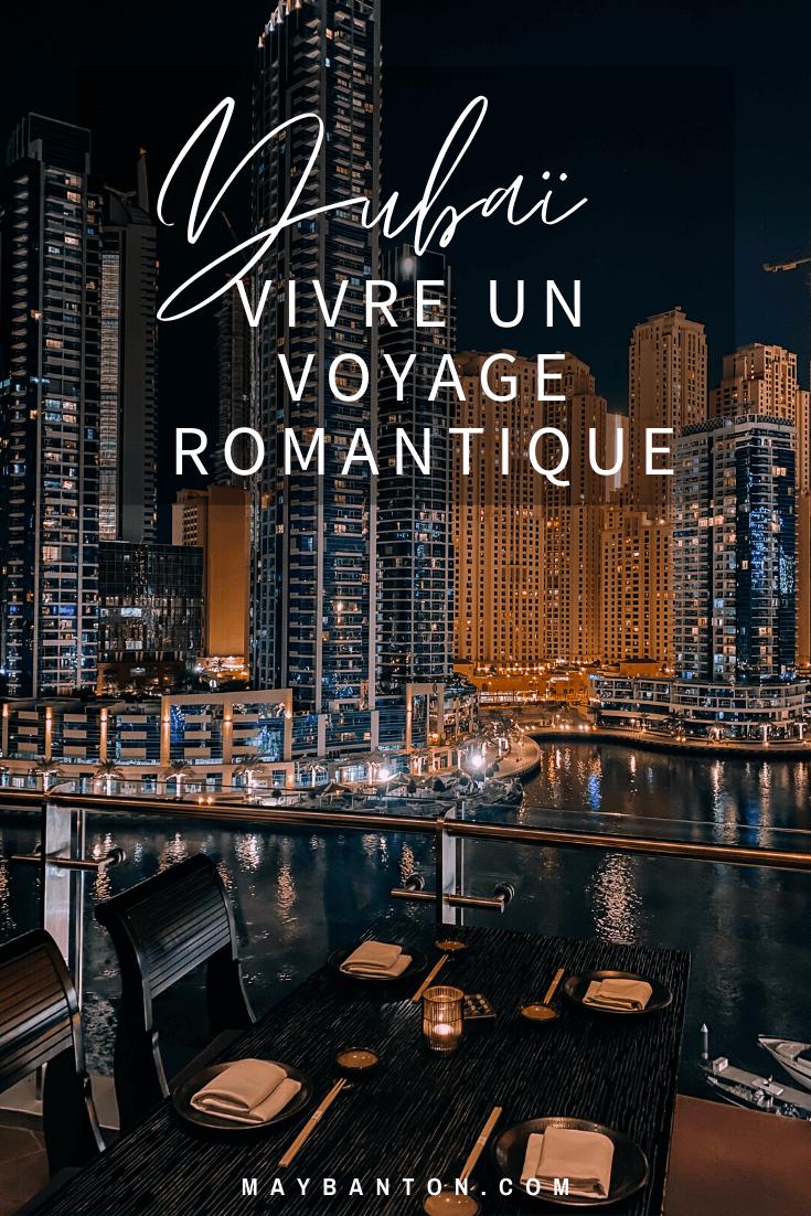 Dubaï est un surprenant mélange de modernisme et de conservatisme. Malgré les apparences c'est une destination idéale pour vivre un voyage de rêve en amoureux.